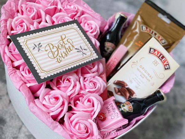 Подаръчна кутия за жена